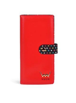 Vuch červená peněženka Ariel