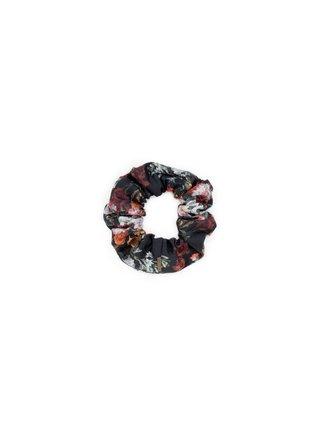Látková gumička do vlasů Roses Rubber Band