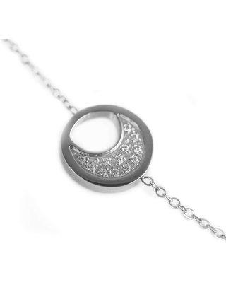 Dámský náramek ve stříbrné barvě Vuch-Little Silver Moon