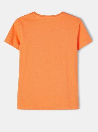 Name it - oranžová