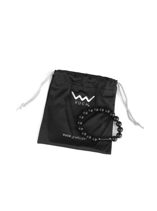Černý dámský náramek Vuch-Jeset