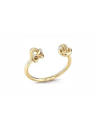 Guess zlaté náramok Knot