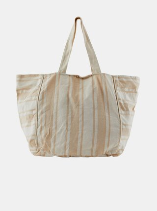 Tašky pre ženy Pieces - béžová, krémová