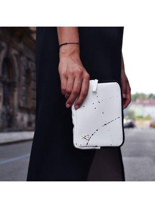 Xiss biele peňaženka Splashed White