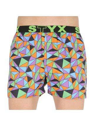 Pánské trenky Styx art sportovní guma trojúhelníky
