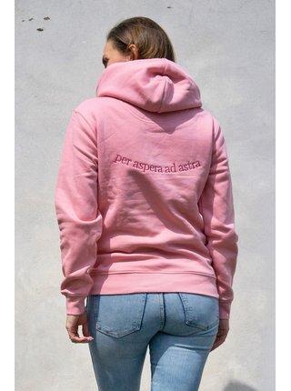Simpo ružové mikina