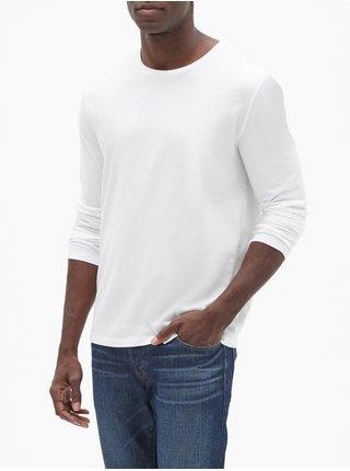 Bílé pánské tričko everyday crewneck t-shirt
