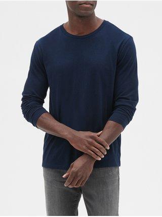 Modré pánské tričko everyday crewneck t-shirt