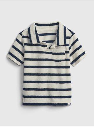 Barevné klučičí dětské polo tričko GAP short sleeve shirt
