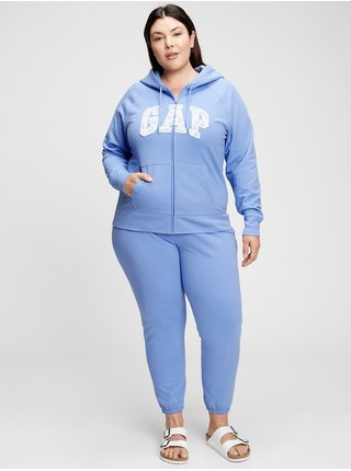 Modrá dámská mikina GAP Logo hoodie