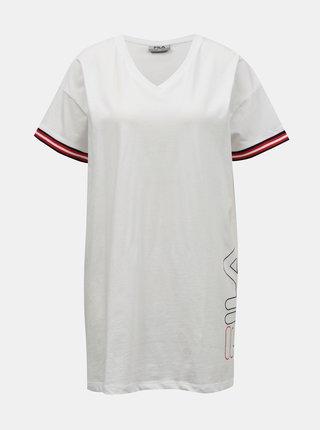 Biela dámska nočná košeľa FILA