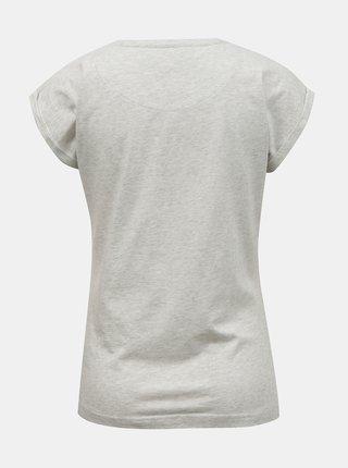 Tričká s krátkym rukávom pre ženy Brakeburn - sivá