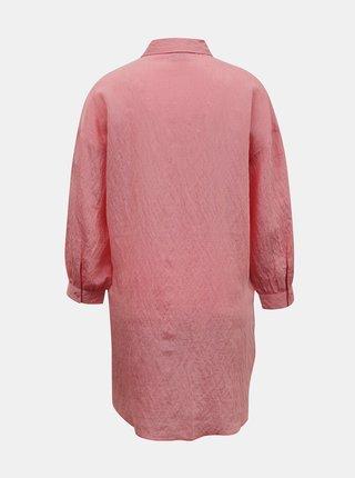Letné a plážové šaty pre ženy Jacqueline de Yong - červená