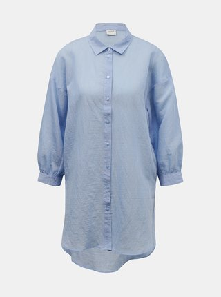 Letné a plážové šaty pre ženy Jacqueline de Yong - modrá