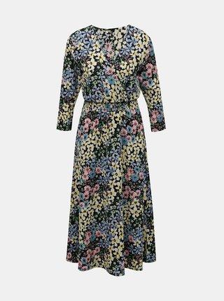 Šaty na denné nosenie pre ženy ONLY - modrá, žltá