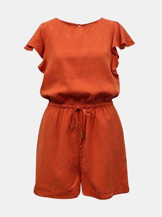Overaly pre ženy VILA - oranžová