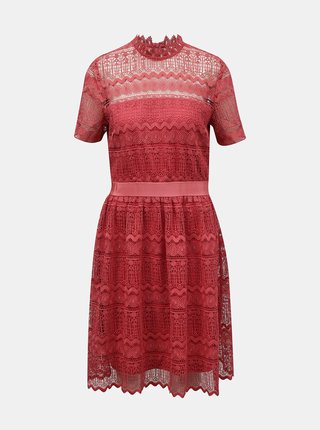 Spoločenské šaty pre ženy VILA - vínová