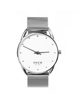 Dámské stříbrné hodinky Vuch- Steely