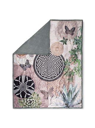 Home farebné obojstranná deka Hip Skylar 130x160 cm