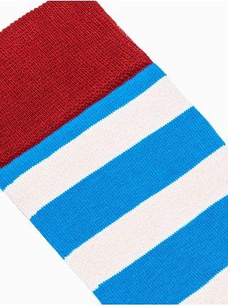 Pánske ponožky U85 - nebesko modrá