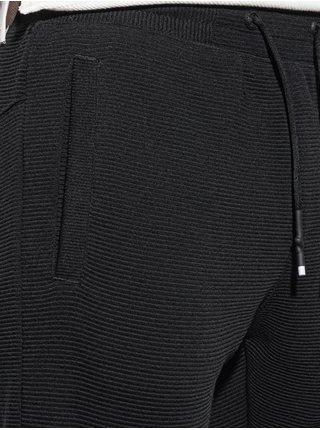 Pánské teplákové kraťasy W294 - černá
