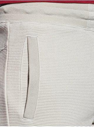 Pánské teplákové kraťasy W294 - světle šedá