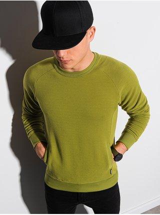 Mikiny s kapucou pre mužov Ombre Clothing