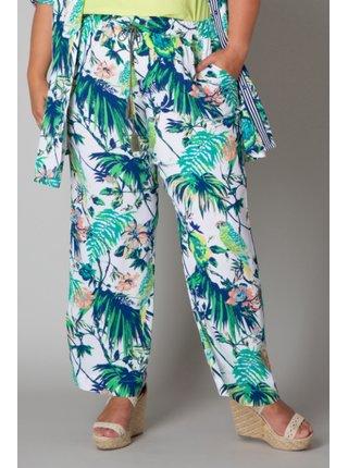 Dámské modré kalhoty Yesta