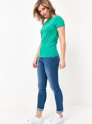 Zelené tričko M&Co
