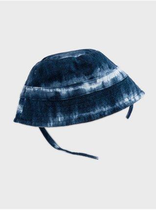 Doplňky - Dětský klobouk bucket hat Modrá