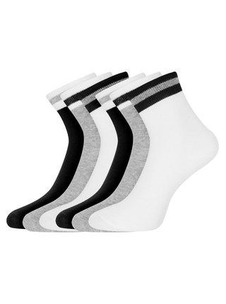 Ponožky (sada 6 párů) OODJI