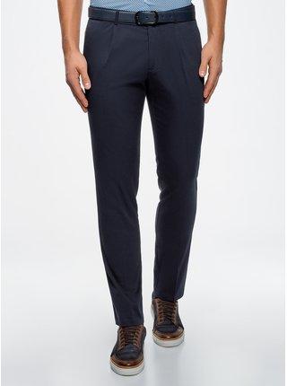Kalhoty slim s puky OODJI
