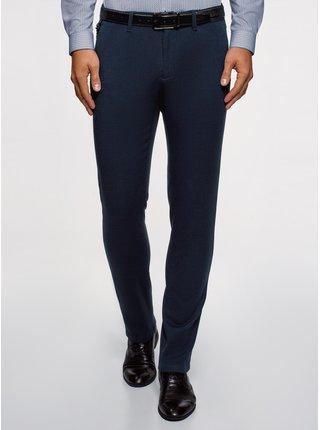 Kalhoty typu chinos s řetízkem OODJI