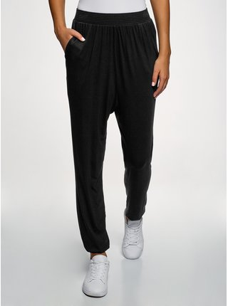 Kalhoty úpletové s pružným pasem OODJI