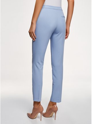 Kalhoty klasické zúžené OODJI