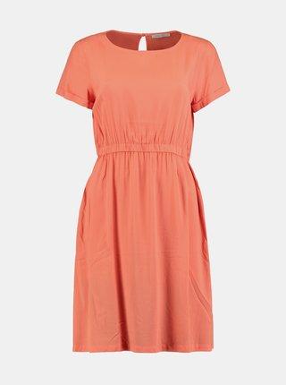 Voľnočasové šaty pre ženy Hailys - oranžová