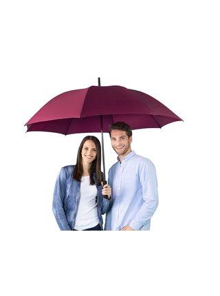 Doppler Zero Golf XXL partnerský deštník - Vínová