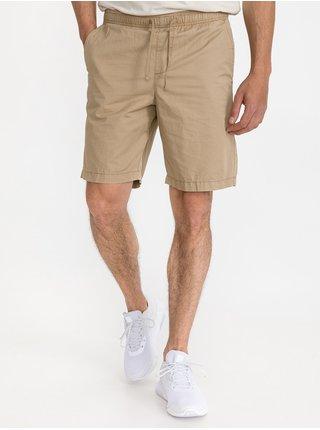 Béžové pánské kraťasy easy shorts