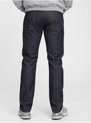 Modré pánské džíny GapFlex slim straight jeans with Washwell