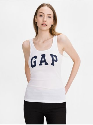 Barevné dámské tílko GAP Logo tank, 2ks