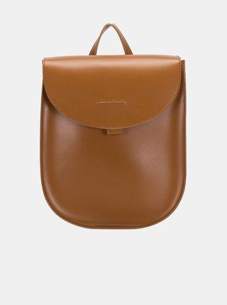 Hnědý batoh Claudia Canova