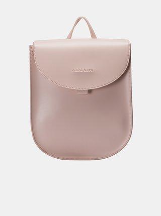 Růžový batoh Claudia Canova