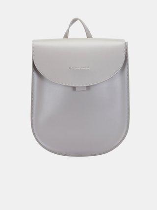 Šedý batoh Claudia Canova