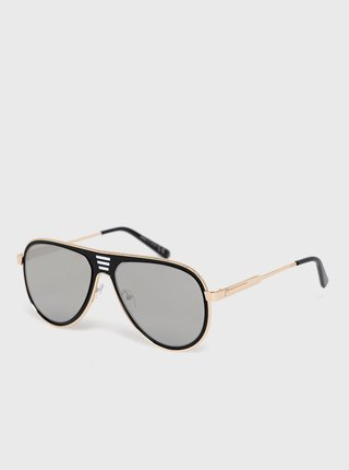Čierne pánske slnečné okuliare ALDO Barnish