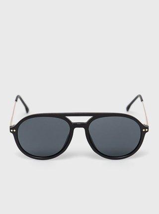 Černé pánské sluneční brýle ALDO Gabourey