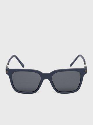 Tmavomodré pánske slnečné okuliare ALDO Meelagh