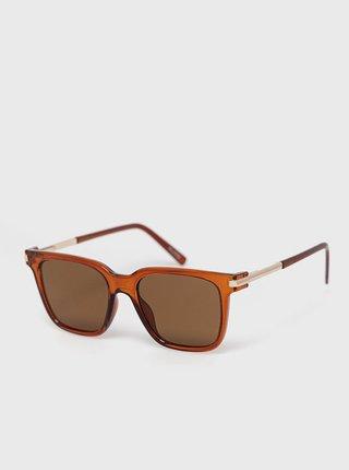 Hnedé pánske slnečné okuliare ALDO Meelagh