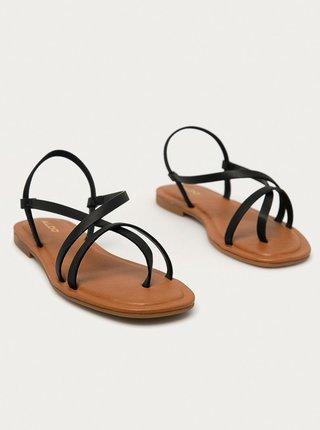 Černé dámské sandály ALDO Broasa