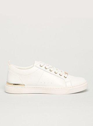 Biele dámske vzorované tenisky ALDO Dilathiel