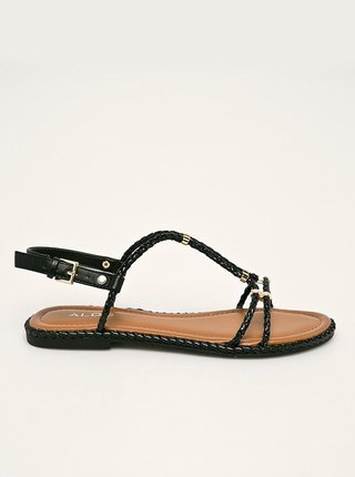 Černé dámské sandály ALDO Qilinna